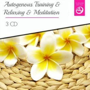 Autogenous Training & Relaxing & Meditation (3CD) (2015)