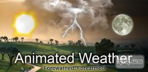 Animated Weather Widget & Clock Pro v6.5.3 (2015/Rus) Android
