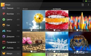 Premium Wallpapers HD 3.2.1 (2015/Rus/Android)