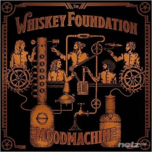 The Whiskey Foundation - Mood Machine (2015)