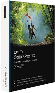 DxO Optics Pro 10.4.0 Build 480 Elite