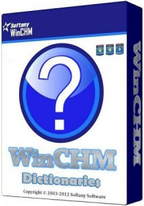 Softany WinCHM Pro 5.01 Final + Portable