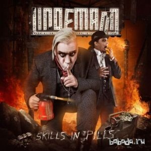 Lindemann (ex-RAMMSTEIN) - Skills In Pills (2015) lossless