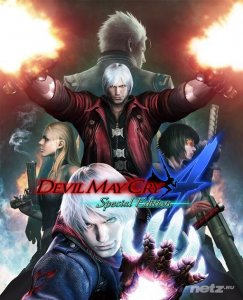 Devil May Cry 4: Special Edition (2015/ENG/MULTi6)