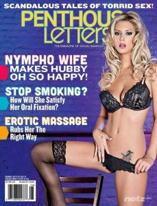 Penthouse Letters №8 (August 2015) USA