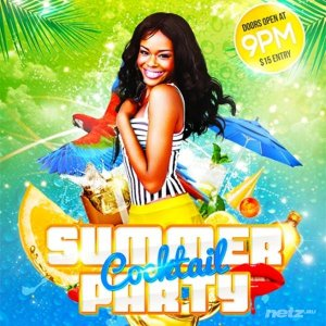 Various Artist - Coctail Driver Summer Party (2015)