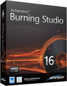 Ashampoo Burning Studio 16.0.2.13 RePack (& Portable) by KpoJIuK