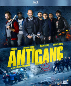 Антиганг / Отряд / Antigang (2015) HDRip/BDRip 720p