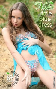 Ero-Nata :  Little blue dress