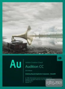 Adobe Audition CC 2015.1 8.1.0.162 Portable by JFK2005