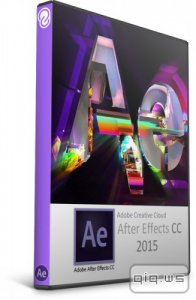 Adobe After Effects CC 2015.2 13.7.0.124 RePack by D!akov