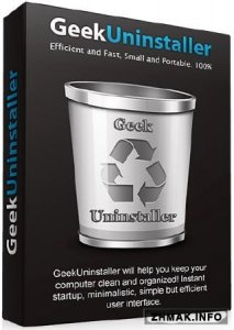 Geek Uninstaller 1.3.5.56 Portable