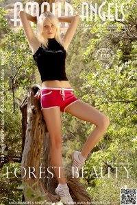 Amour Angels: Tasha – Forest beauty