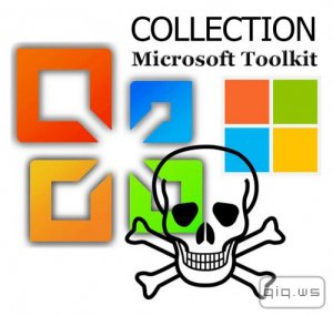 Microsoft Toolkit Collection Pack 01.2016 (Активатор  Microsoft  Office 2013|Windows 7|8|8.1|10)