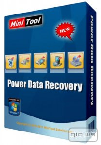 MiniTool Power Data Recovery 7.0 Personal Portable by Valx (Rus)