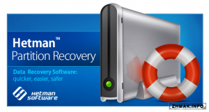 Hetman Partition Recovery 2.5 Home / Office / Commercial Edition