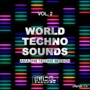 Franx World Techno Sounds, Vol. 2 (2016)