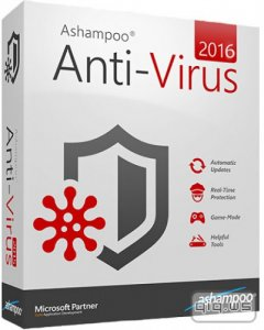 Ashampoo Anti-Virus 2016 1.3.0 Final