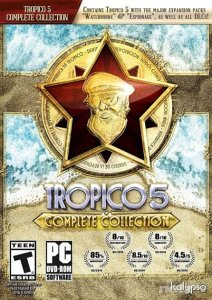 Tropico 5: Complete Collection (2016/RUS/ENG/MULTi8/RePack от FitGirl)