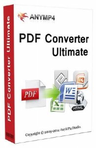 AnyMP4 PDF Converter Ultimate 3.2.32 + Rus