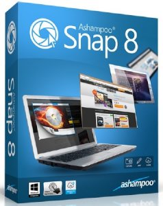 Ashampoo Snap 8.0.10 RePack/Portable by D!akov
