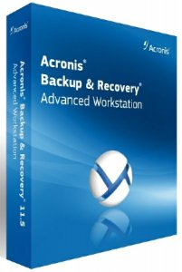 Acronis Backup Advanced Workstation / Server 11.7.44421 + BootCD