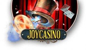Джой Казино — азартные игры бесплатно и куча денег в придачу