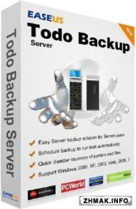 EaseUS Todo Backup Advanced Server 9.2.0.1