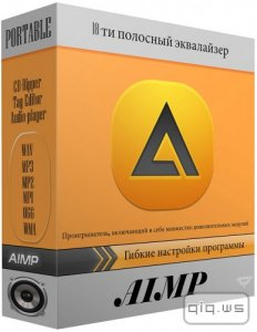 AIMP 4.10 Build 1827 Final RePack & Portable by D!akov