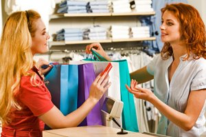Как успешно продавать товар?