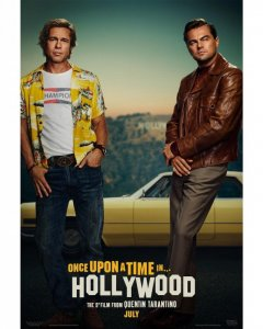 «Однажды в Голливуде» или история Квентина Тарантино